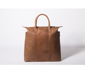 Tote (L) | Camel brown | Artikelnummer: HR-TO-10-2