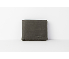 Wallet No 1-5 | Anthracite-Black | Artikelnummer: HR-WAL-1-5_b