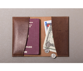 Passport Holder No 1-1 | Camel | Artikelnummer: HR-PH-1-1