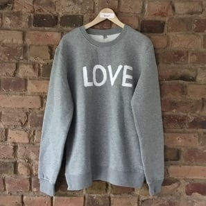 SWEATER | LOVE | Artikelnummer: SW4D