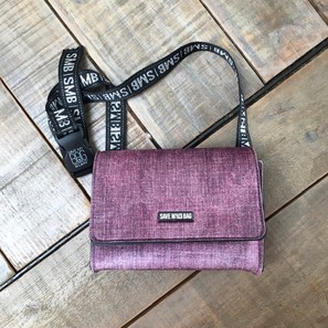 BELT BAG | CROISETTE SAMT | Artikelnummer: SAVE7