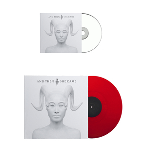 RED VINYL INCL. DIGIPAK-ALBUM |  | Code: 200110-1