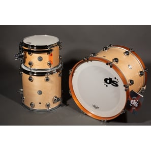 DS Drums Rebel Maple Natural WBS | 20/12/14