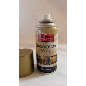 Decoration Spray silber 150 ml | Spray | Artikelnummer: LA3B