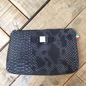 TRAVEL POUCH MEDIUM | PYTHON | Artikelnummer: SAVE21