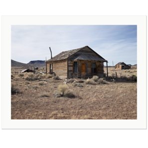 Remains of a Gold Town | Goldfield, Nevada, 2011 | Edition Print 24   unlimitiert | Bildnummer: P65_110313_014-24