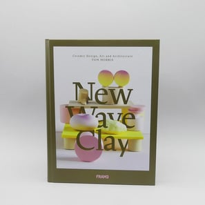 New Wave Clay | Ceramic Design, Art and Architecture | Artikelnummer: Buch-New Wave Clay