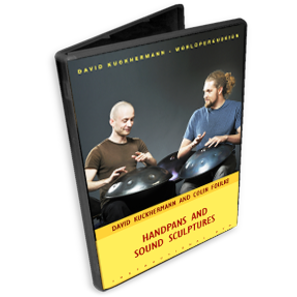 Hand Pans & Sound Sculptures 1 DVD David Kuckhermann |  | Artikelnummer: HP