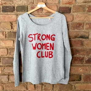 LONGSLEEVE | STRONG WOMEN CLUB | Artikelnummer: L1