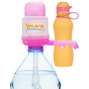 Paquet Special SP  1 pink  1000ml orange |  1 Pump Young Collection pink plus Viv Bouteile 1000ml orange | Artikel-Nummer: 1 YCP plus VIV SP  pink 1000 orange Kopie