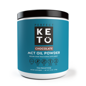 perfect KETO MCT Öl Pulver   | Chocolate
