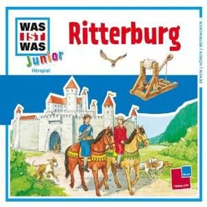 WAS IST WAS Junior | Ritterburg | Artikelnummer: 284