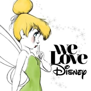 We Love Disney | Various Artists | Artikelnummer: 741