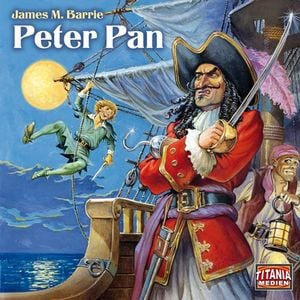 Peter Pan | James M. Barrie | Artikelnummer: 334