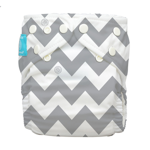 Charlie Banana Pocketwindel | Design Grey Chevron | Artikelnummer: 20008