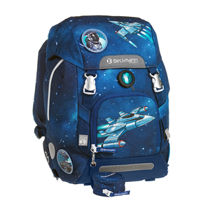 5-tlg. Set Space Ship 22l   | 5-teiliges Schulrucksack Set Space Ship | Artikelnummer: 117-space