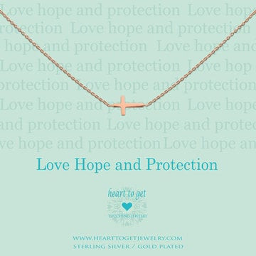Love, hope and protection