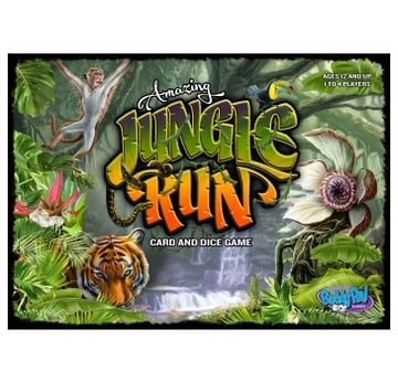 Amazing Jungle Run | Buddypal Games | Artikelnummer: 680334885858