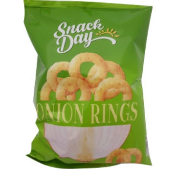 Onion Rings Snack Day 100g | MHD 07.01.19 | Artikelnummer: 10001022