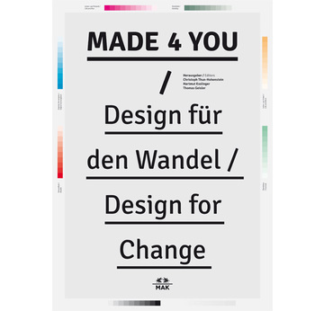MADE 4 YOU | Design for Change | Artikelnummer: 201206