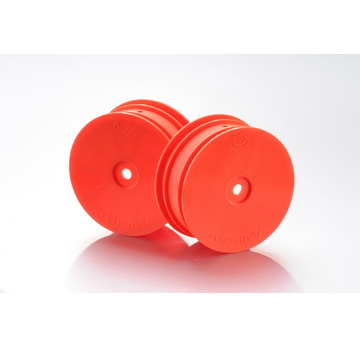 Absima 1:10 Offroad 4WD Racing Felgen 12mm vorne orange (2) 2540014 | 4250650925680 | Artikelnummer: 2540014