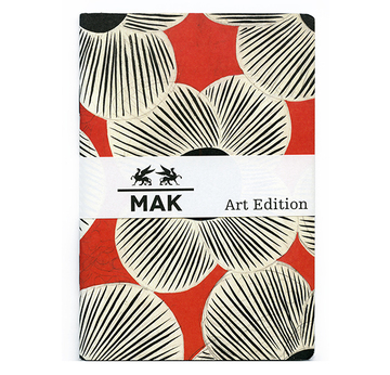 Notebooks: 2 units | Edition MAK with paper republic | Artikelnummer: MAK-PR-002