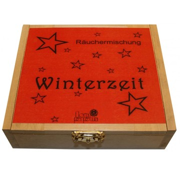 Räucherkiste Winterzeit |  | Artikelnummer: 4820075724099