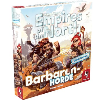 Empires of the North: Barbaren-Horde | Erweiterung - Pegasus Spiele | Artikelnummer: 4250231728204