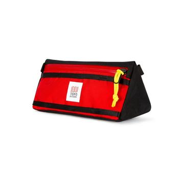 Bike Bag Red/Black Topo Designs |  | Artikelnummer: 840002840446