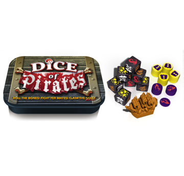 Dice of Pirates |  | Artikelnummer: 861527000337