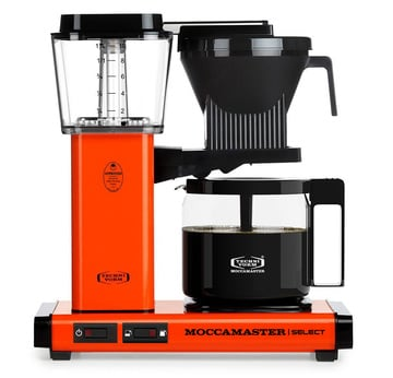 Moccamaster Kaffeemaschine SELECT | Orange | Artikelnummer: 8712072539860