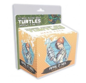 Teenage Mutant Ninja Turtles: Shadows of the Past - April O'Neil Hero Pack |  | Artikelnummer: 827714011463