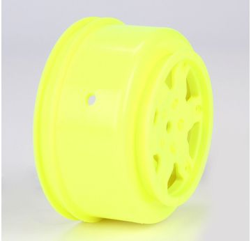 Team Losi Racing Wheel (2): 22SCT (gelb) | TLR7004 | Artikelnummer: 605482072806