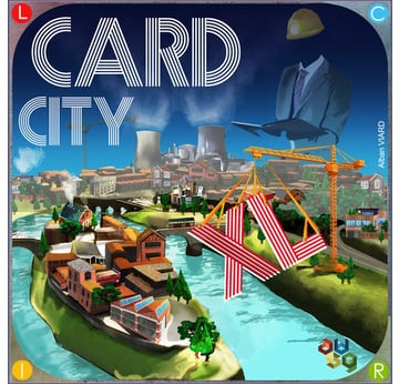 Card City XL |  | Artikelnummer: 002