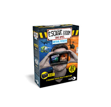 Escape Room Virtual Reality |  | Artikelnummer: 4000826016663