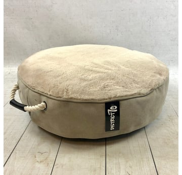 Snug Pouf sand | District 70 | Artikelnummer: 0686-3836-5568