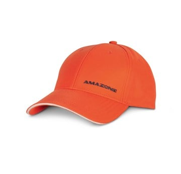 Baseballcap, neon-orange |  | Artikelnummer: ML873