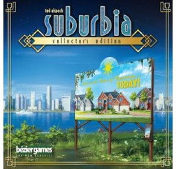 Suburbia Collectors Edition |  | Artikelnummer: 810024460045