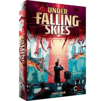 Under Falling Skies | Czech Games Edition | Artikelnummer: 4260664070092