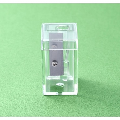 NJK – Hervorragender Anspitzer aus Japan / Sharpener from Japan | Transparent | Artikelnummer: NJK_transp