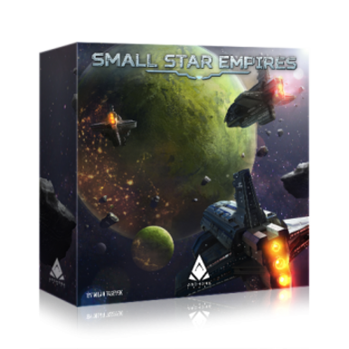 Small Star Empires |  | Artikelnummer: 602573750001