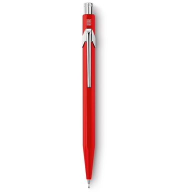 Caran d'Ache Minenhalter 844 / Mechanical Pencil 844 | Rot / Red | Artikelnummer: 844.070-rot