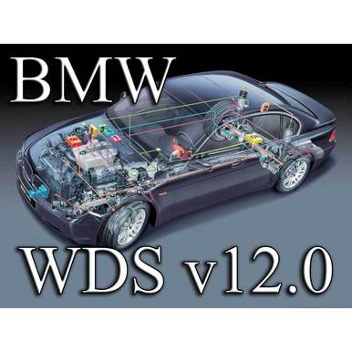 BMW WDS 12.00 Letzte Erschienene Version in Deutsch | NUR Windows XP ! | Artikelnummer: 000001009