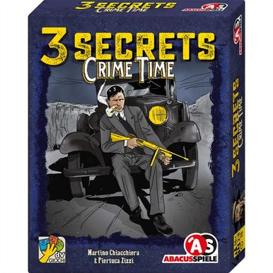 3 Secrets - Crime Time |  | Artikelnummer: 4011898381924