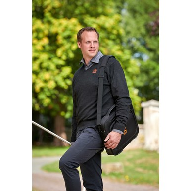 Herren-Business-Strickpullover, anthrazit |  | Artikelnummer: ML948