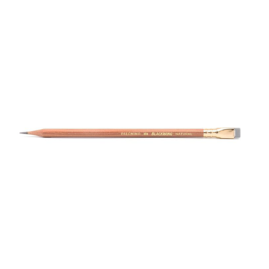 12 x Palomino Blackwing Natural | Extra harte Mine / Extra firm lead | Artikelnummer: blackwing_natural