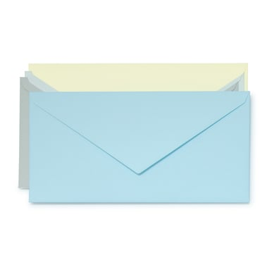Rivoli DL Kuverts / DL Envelopes  | Rosa / Rose | Artikelnummer: 555.464_dl_rosa