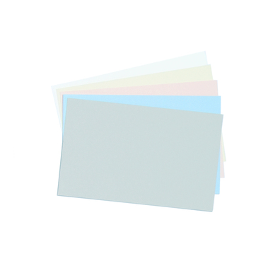 Rivoli Dame einfache Karten / Lady single cards  | Hellblau / Light blue | Artikelnummer: 555.125.dame.blau