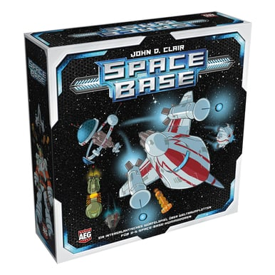 Space Base | deutsche Version | Artikelnummer: 3558380061731