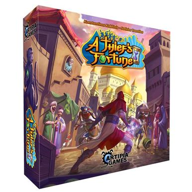 A Thief's Fortune - deutsche Version | Taverna Ludica Games | Artikelnummer: 0762743434503